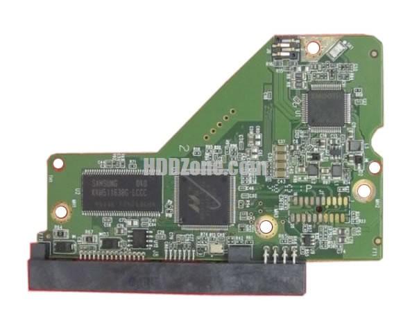 2060-771698-002 WD Harddisk Printplade