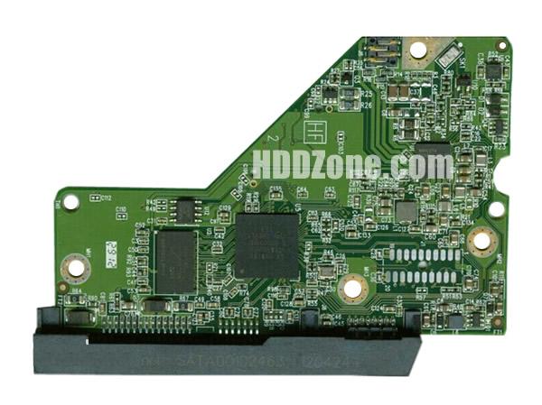 2060-771829-003 WD Harddisk Printplade