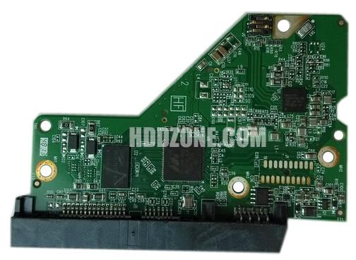 2060-771945-001 WD Harddisk Printplade