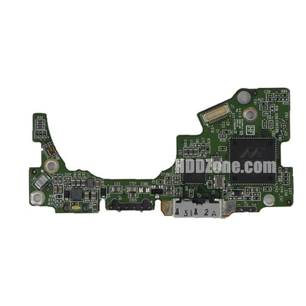 2060-771964-001 WD Harddisk Printplade