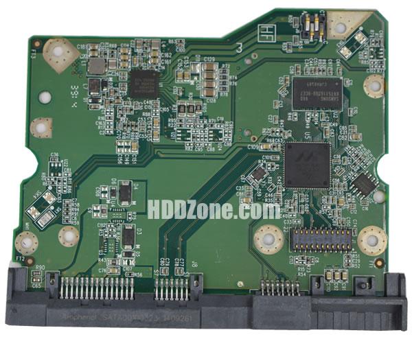 2060-800001-004 WD Harddisk Printplade